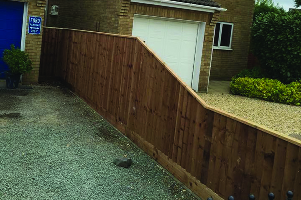 JTS Landscapes & Paving - Fence installation in peterborough